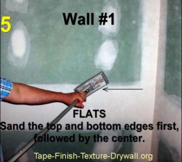 how to finish drywall without sanding